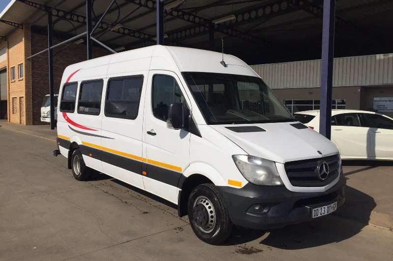 Mercedes Benz 22 seater Sprinter 515 CDI Buses
