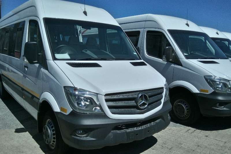 Mercedes Benz 22 seater Sprinter 515 CDI 23 seater Buses