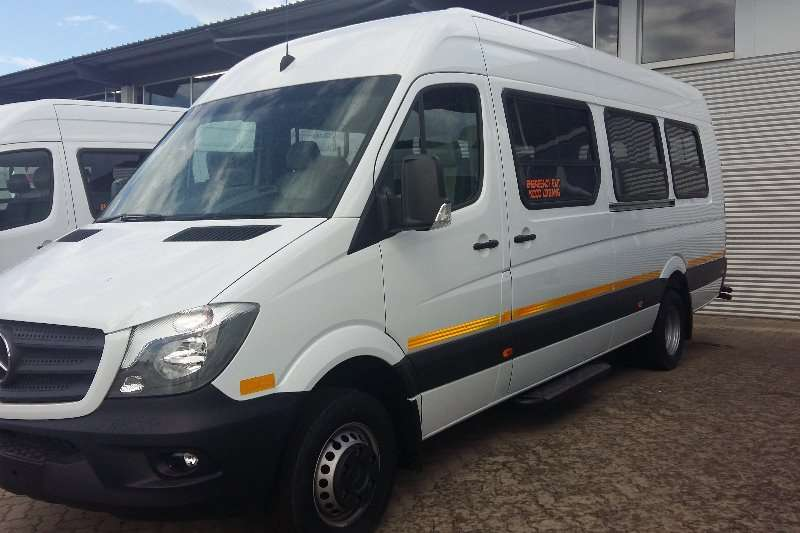 Buses Mercedes Benz 22 Seater Sprinter 515 XL 2018