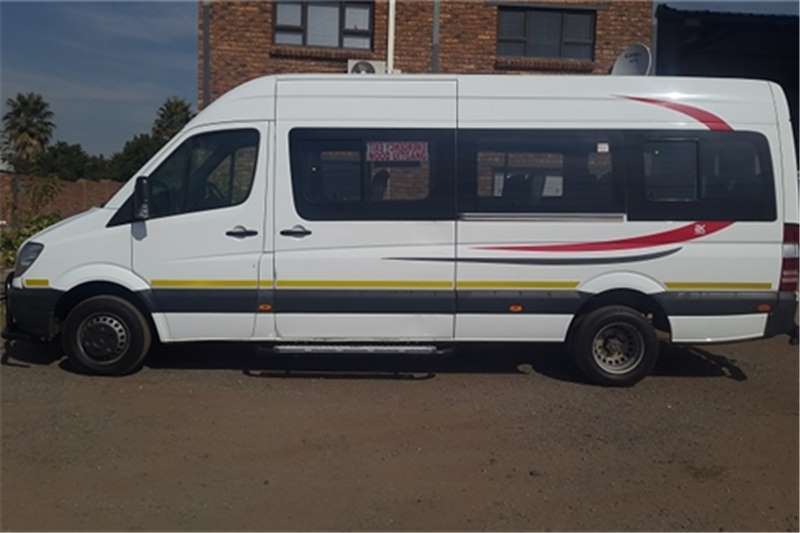 Buses Mercedes Benz 22 Seater Sprinter 518  519  2013