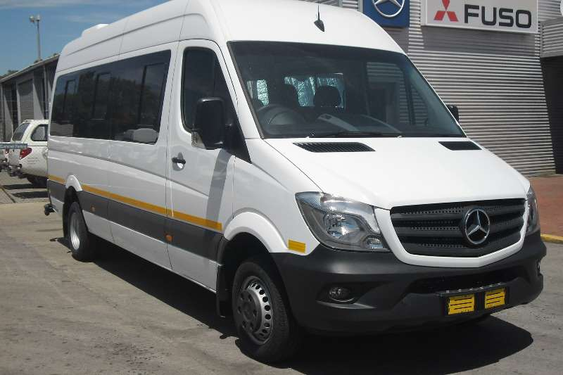 Buses Mercedes Benz 22 Seater Sprinter 519 CDi 2017