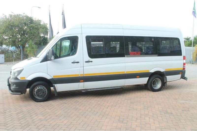 Mercedes Benz 22 seater Sprinter 519 CDi Buses