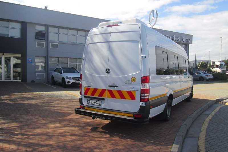 Mercedes Benz 22 seater Sprinter 519 XL Auto Buses