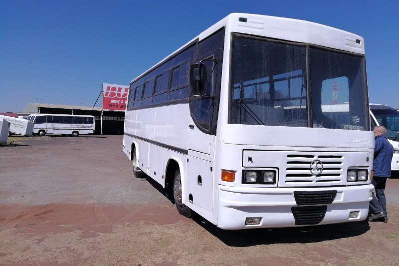Mercedes Benz 40 seater 1317 Buses