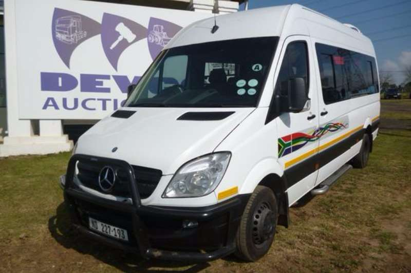 Buses Mercedes Benz 519CDI 22 Seater Sprinter 2013