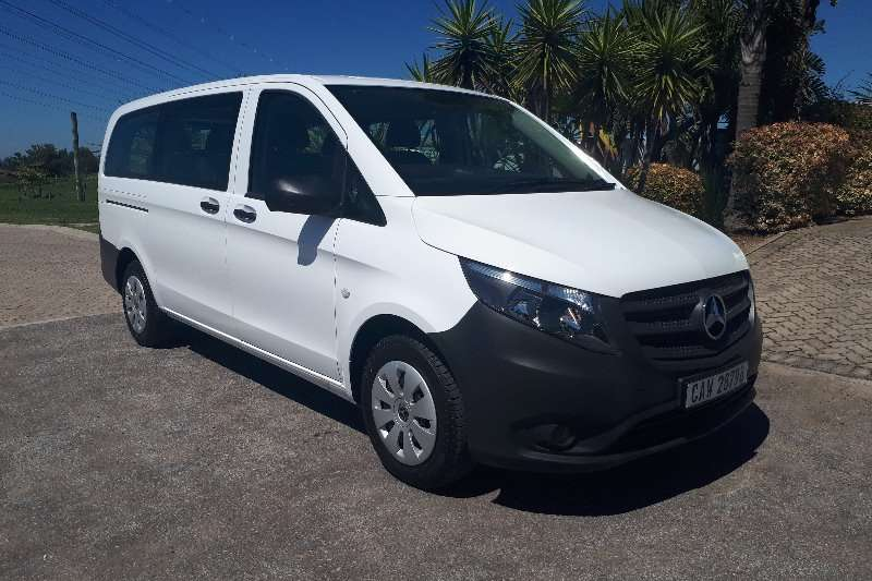 2018 mercedes benz vito 114cdi tourer pro 7 seater buses for Mercedes benz two seater