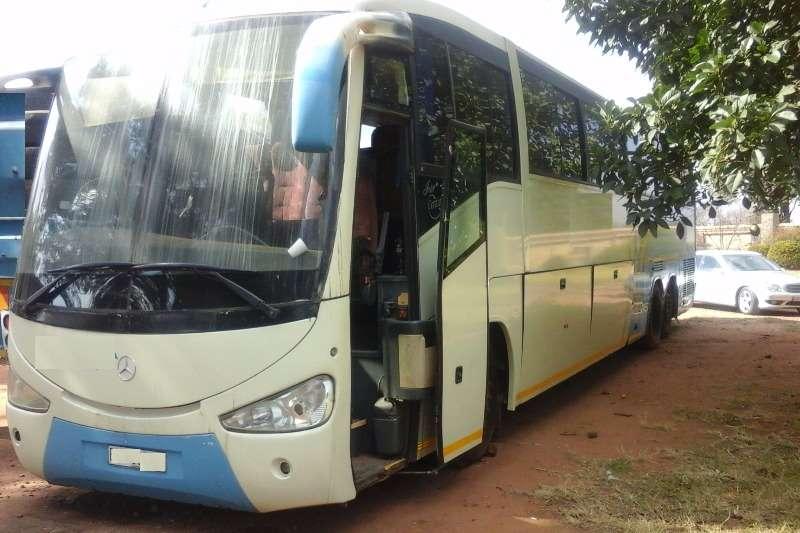 Mercedes Benz 70 seater Irizar Inter Century Buses
