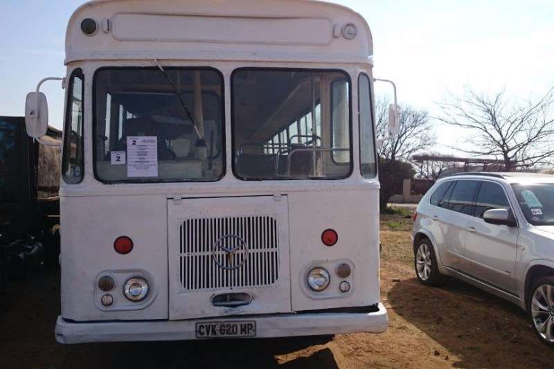Buses Mercedes Benz 76 Seater Single Decker 1974