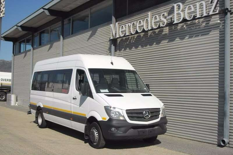 Mercedes Benz Sprinter 515 CDI 23 Seater Buses