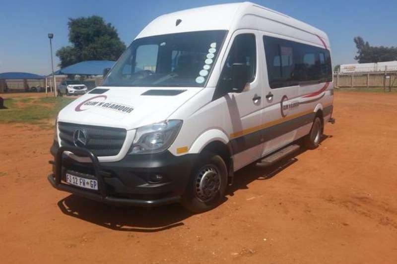 Buses Mercedes Benz Sprinter 515 CDI 23 Seater Passenger Bus 2016