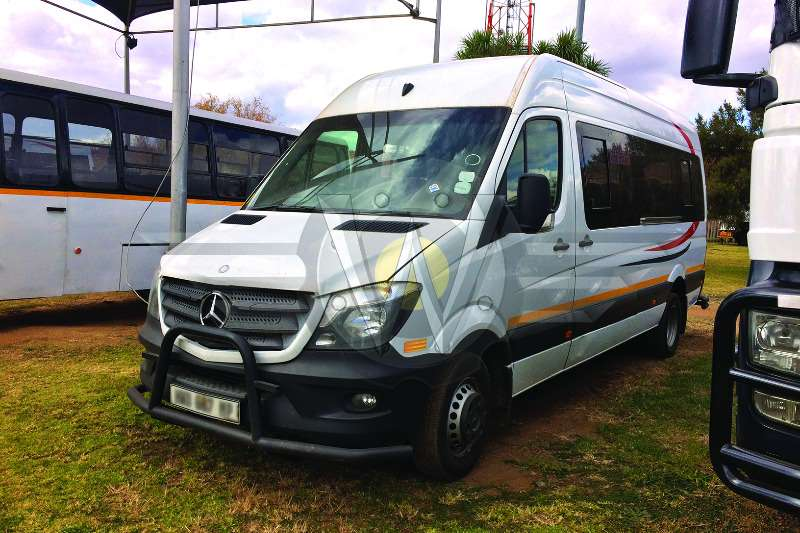 Mercedes Benz Sprinter 515CDi 22 Seater Bus Buses