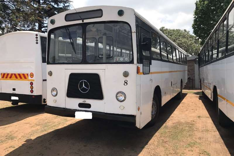 Buses Mercedes Benz Used Mercedes Benz 69 Seater Bus Available 1984