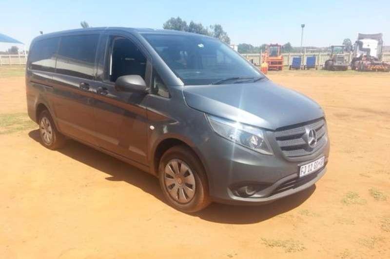 Buses Mercedes Benz Vito 116 CDI Tour Passenger Van 2016