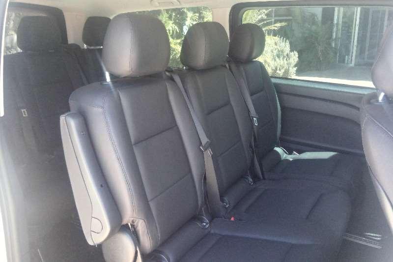 Mercedes Benz Vito Tourer 116 CDi Select, manual Buses