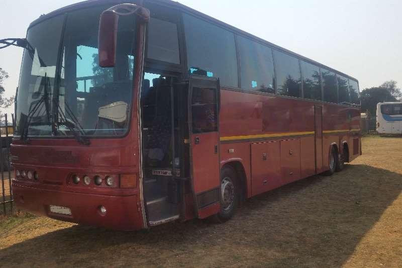 Scania 63 seater Scania K 124 IB Bus 63 Seat Toilet Aircon Buses