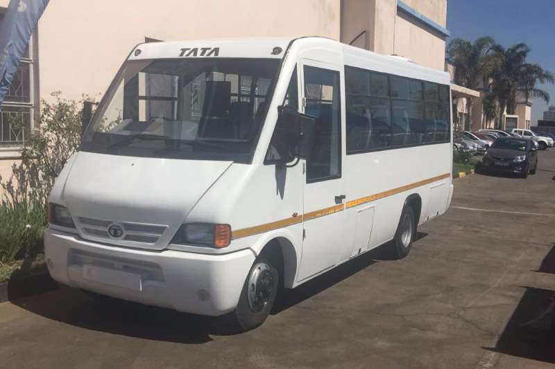 Tata 22 seater LP713 UBUNTU 22 BUS - Demo Buses