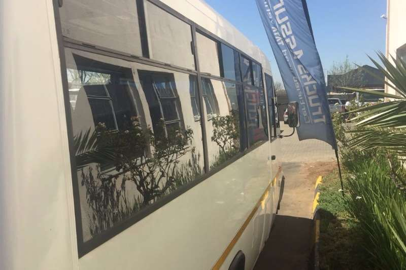 Tata 22 seater LP713 UBUNTU 22 BUS - Demo - TRUCKS ASSURED HQ Buses