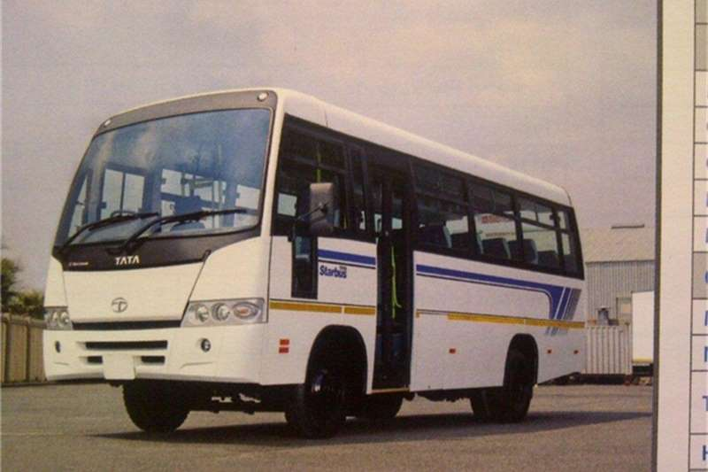 Tata 28 seater LP 713 Marcopolo Buses