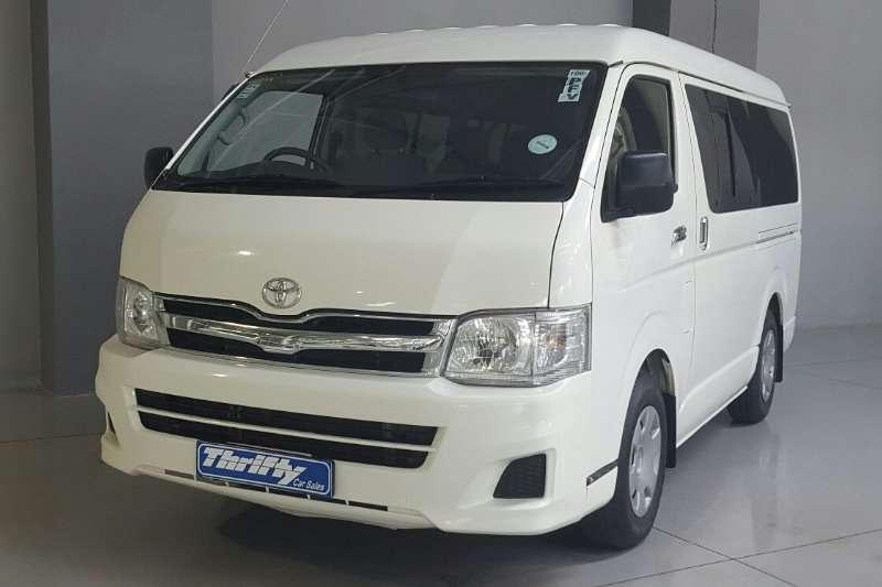 Buses Toyota 10 Seater QUANTUM 2.7 10 - SEATER BUS 2014