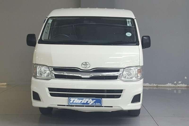 Toyota 10 seater QUANTUM 2.7 10 - SEATER BUS Buses