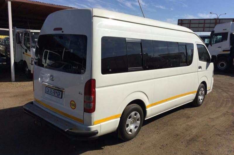 Toyota 14 seater QUANTUM 2.5D4D 14 seater GL Buses