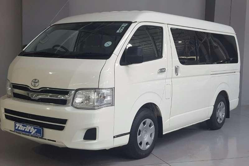 Toyota QUANTUM 2.7 10 - SEATER BUS Buses