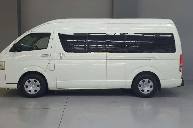 Toyota TOYOTA QUANTUM 2.7 14 SEATER Buses