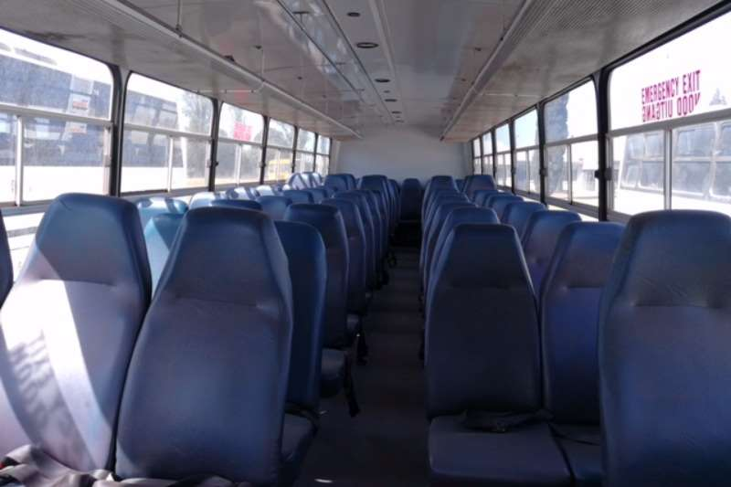 Volvo 65 seater B7 Buses