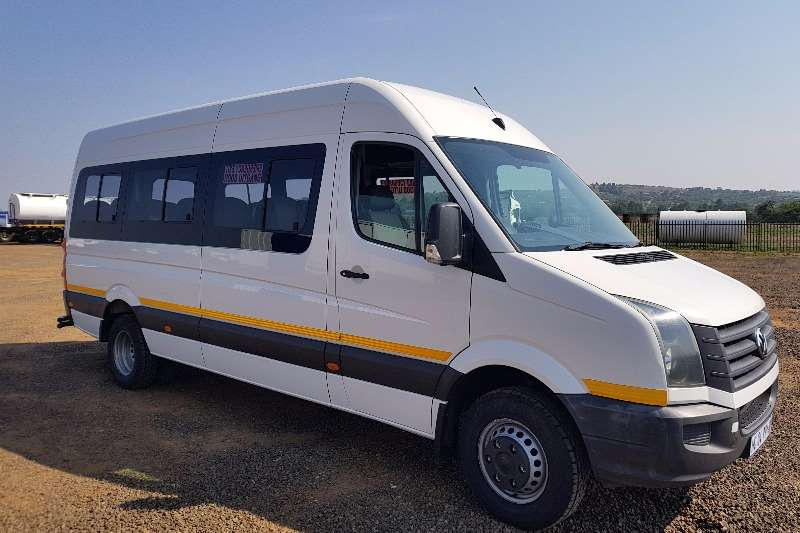 Buses VW 22 Seater Crafter 2015