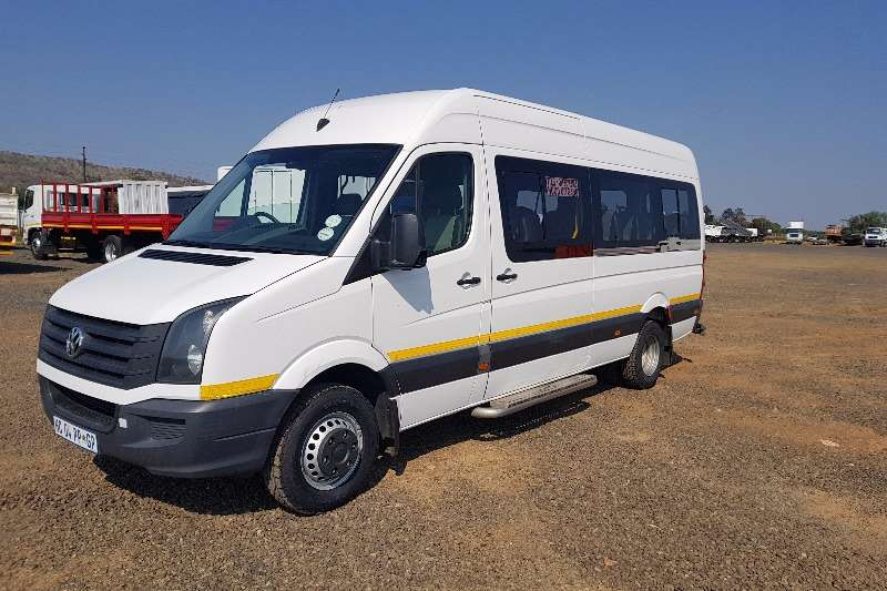 VW 22 seater Crafter Buses