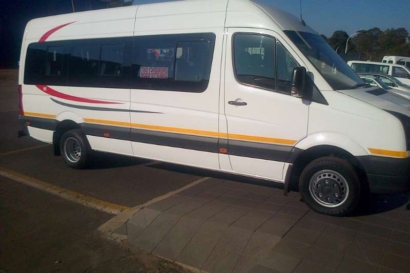 Buses VW 22 Seater Crafter 50 2.0 Bi tdi 22 seater 2017