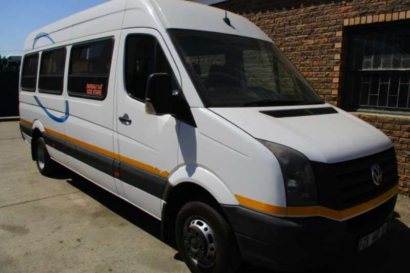 Buses VW 22 Seater Crafter 50 2.0tdi 22 seater 2013