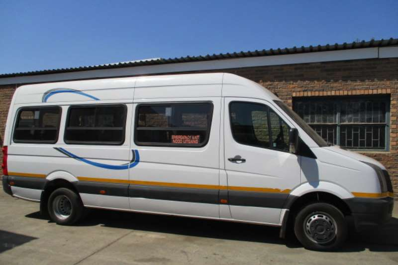 VW 22 seater Crafter 50 2.0tdi 22 seater Buses