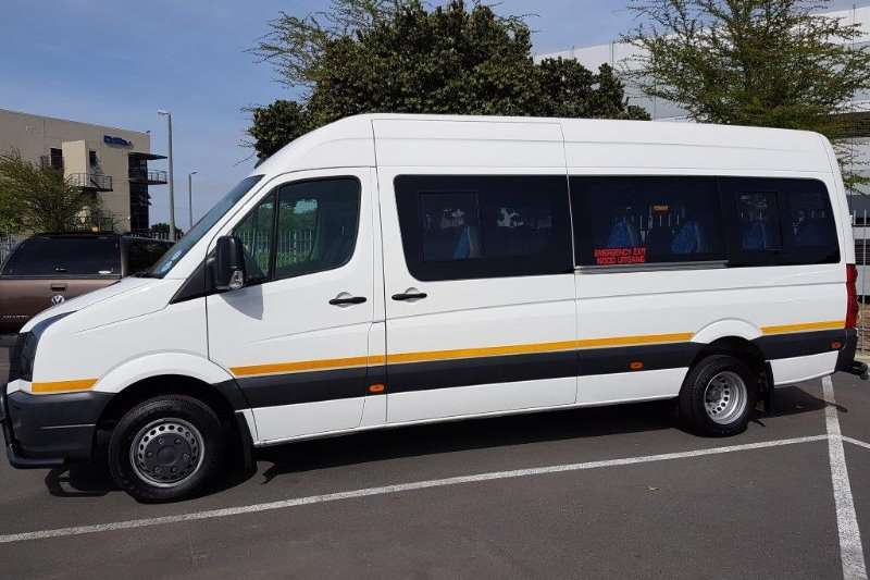 VW 22 seater Crafter 50 LWB120kW 22 Seater Buses
