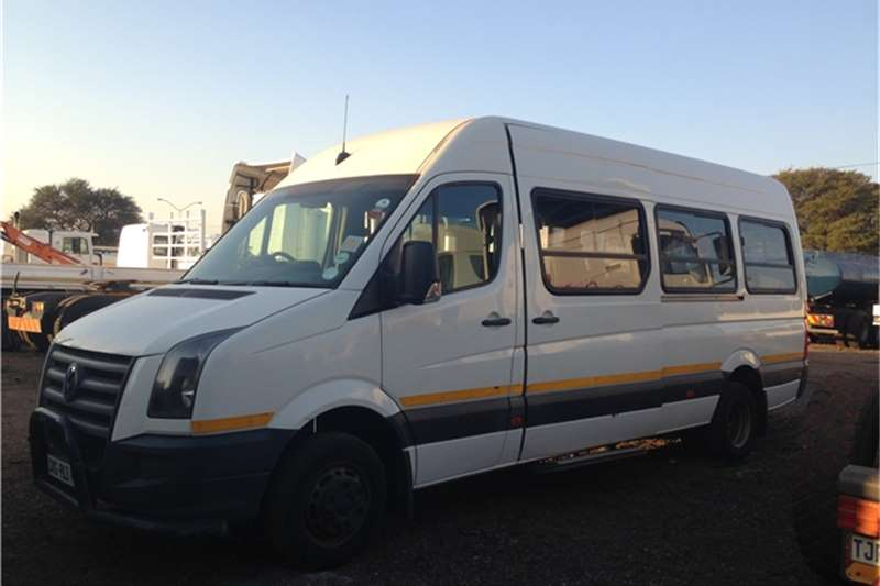 VW 26 seater Crafter bus Buses