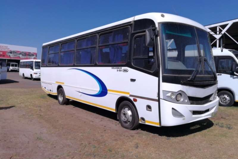 Buses VW 32 Seater 9-150 2014