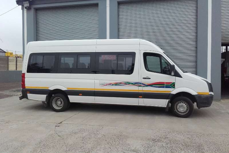 Buses VW Crafter 2015