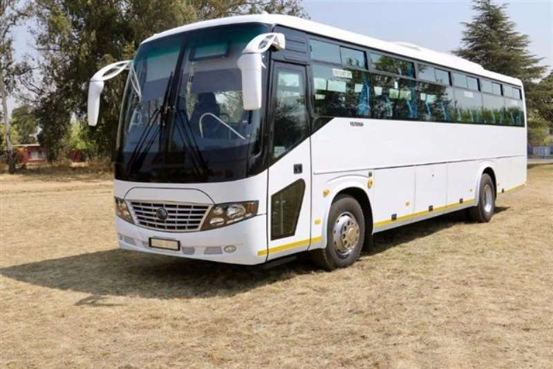 Yutong 65 seater New Buses