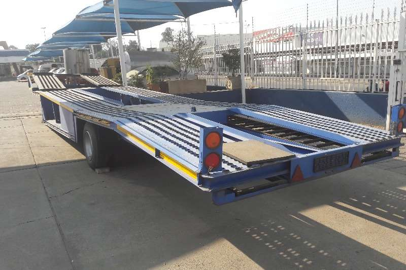 Used 4 Car Carrier Trailer Available Car trailer