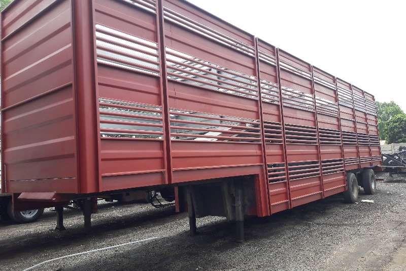 Cattle Trailer New Cattle Trailer Available 2017