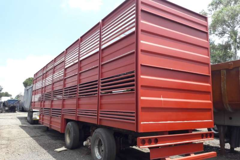 New Cattle Trailer Available Cattle trailer