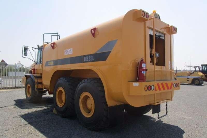 Bell B250 Diesel bowser trailer