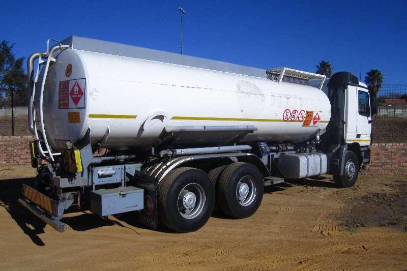 Other Mercedes Benz Actros 3340 Diesel tanker