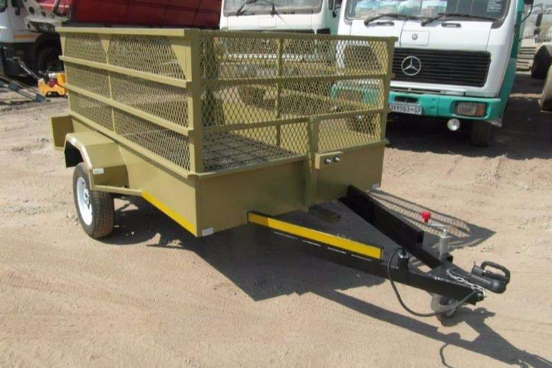 Single Axle Utility Trailer General purpose Trailer