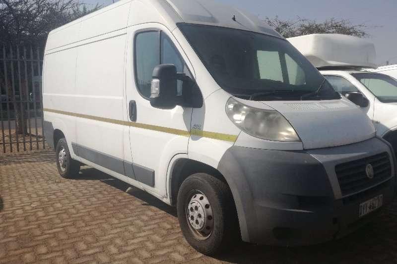 Fiat LDVs & panel vans
