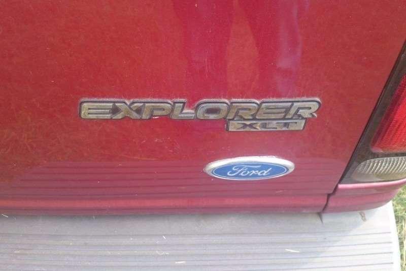 Ford Ford Explorer XLT LDVs & panel vans