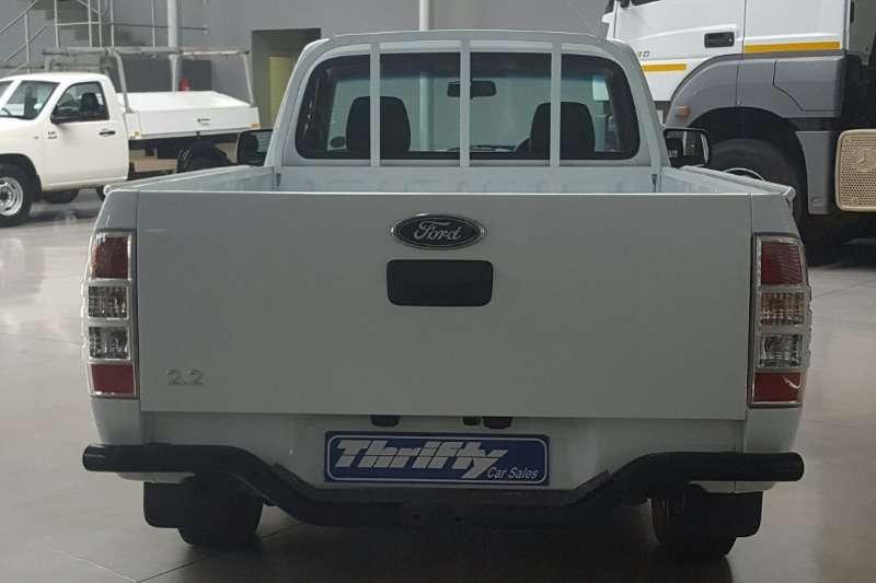 Ford Ford Ranger 2.2 4X2 Lwb LDVs & panel vans