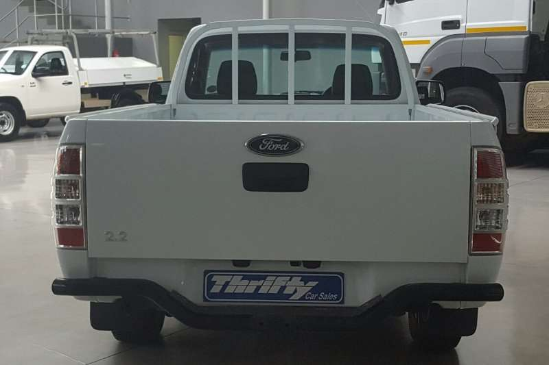 Ford FORD RANGER 2.2 LWB LDVs & panel vans