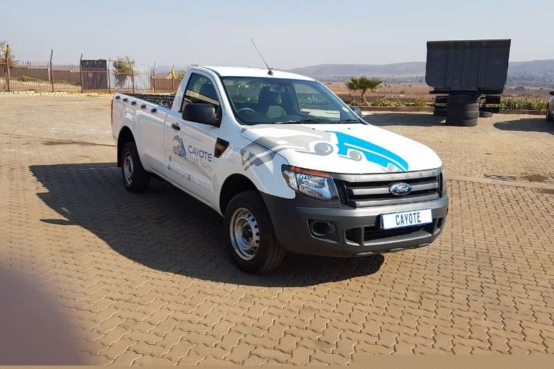 LDVs & Panel Vans Ford Ranger 2016