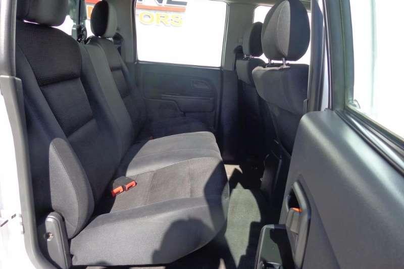 Isuzu KB 240 D/CAB LDVs & panel vans
